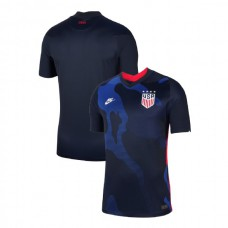 USA Soccer 2020 Away Navy Authentic Jersey