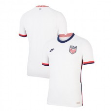 USA Soccer 2020 Home White Authentic Jersey