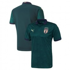 2019/20 Italy Renaissance Third Turquoise Green Authentic Jersey