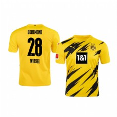 Youth Borussia Dortmund Axel Witsel Authentic Jersey 2020/21 Home Edition