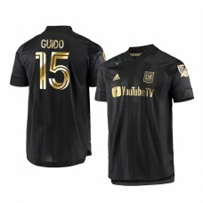 Alejandro Guido Los Angeles FC Authentic Jersey 2020/21 Primary Authentic