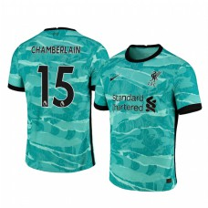 Youth Alex Oxlade-Chamberlain Liverpool Authentic Jersey 2020/21 Away Short Sleeve