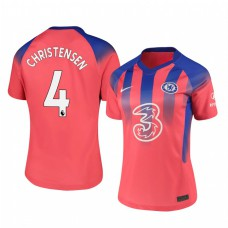Youth Andreas Christensen Chelsea Authentic Jersey 2020/21 Third Breathe