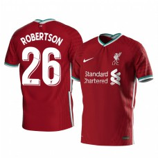 Youth Andrew Robertson Liverpool Home Authentic Jersey 2020/21 Short Sleeve