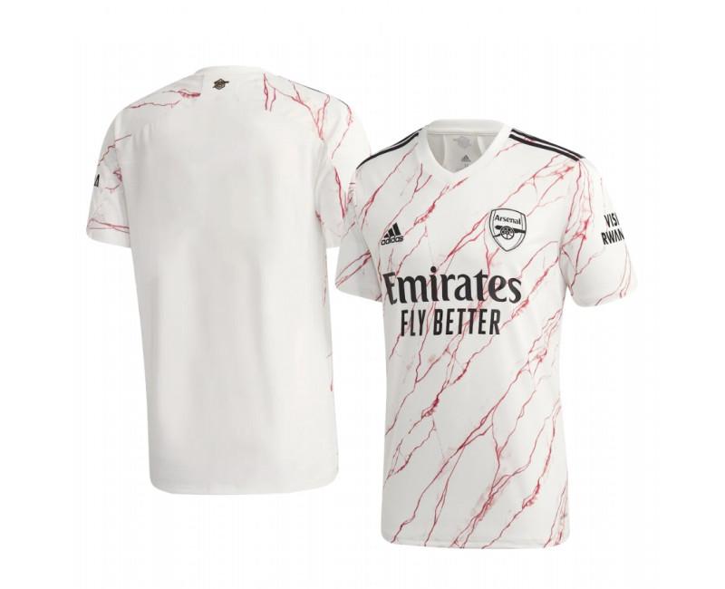 Arsenal Replica Jersey 2020/21 Away Short Sleeve