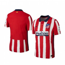 Atletico de Madrid Authentic Jersey Home 2020/21 Short Sleeve