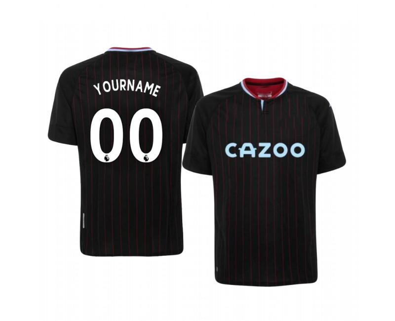2020/21 Aston Villa F.C Custom Replica Jersey 2020/21 Away Replica