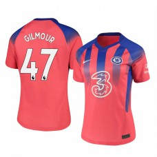 Youth Billy Gilmour Chelsea Authentic Jersey 2020/21 Third Breathe