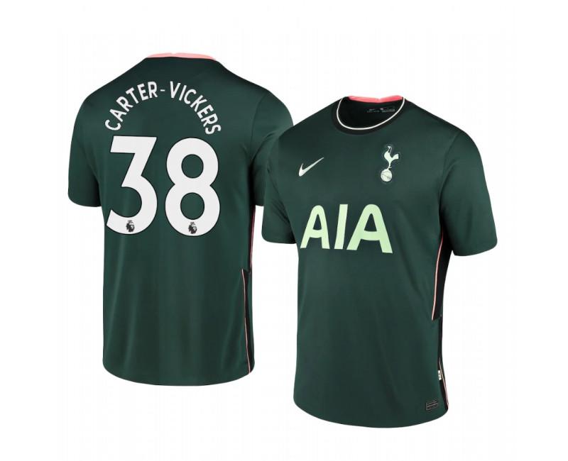 Tottenham Hotspur Cameron Carter-Vickers Replica Jersey Away 2020/21