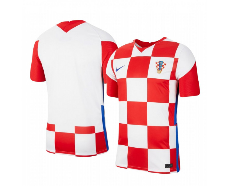 Youth Croatia National Team Authentic Jersey 2020/21 Home Breathe
