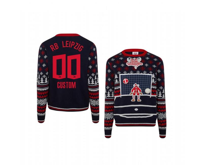 Juventus Custom Sweater Christmas Gift 2020/21