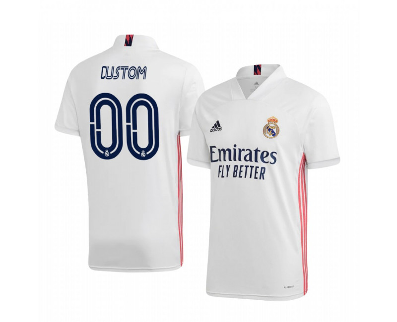 Youth Custom Authentic Jersey FC Cincinnati 2020/21 White