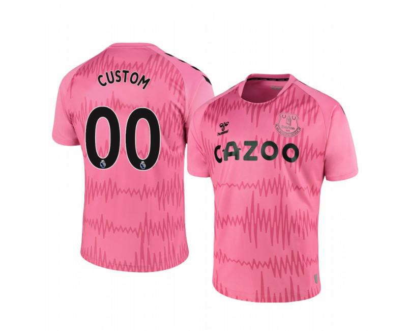 Youth Custom Everton Replica Jersey Away 2020/21 Replica