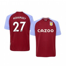 Youth 2020/21 Aston Villa F.C Ahmed El Mohamady Authentic Jersey 2020/21 Home Replica
