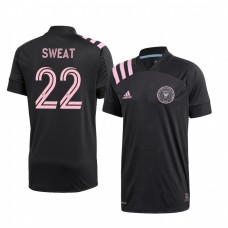 Youth Ben Sweat Inter Miami Authentic Jersey Away 2020/21 Short Sleeve