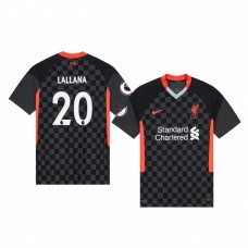 Youth Adam Lallana Liverpool Authentic Jersey Third 2020/21 Authentic