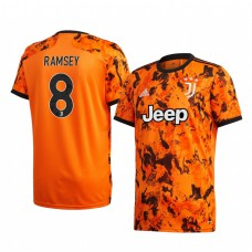Youth Aaron Ramsey Authentic Jersey Juventus Third 2020/21