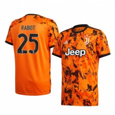 Youth Adrien Rabiot Authentic Jersey Juventus Third 2020/21