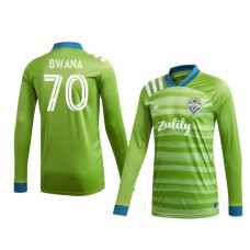 Youth Handwalla Bwana Authentic Jersey Seattle Sounders FC Home 2020/21