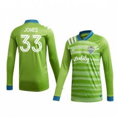 Youth Joevin Jones Authentic Jersey Seattle Sounders FC Home 2020/21
