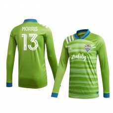 Youth Jordan Morris Authentic Jersey Seattle Sounders FC Home 2020/21