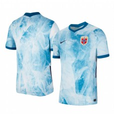 Norway National Team Authentic Jersey 2020/21 Away Breathe
