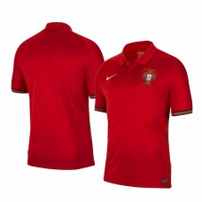 Portugal National Team Replica Jersey 2020/21 Home Short Sleeve