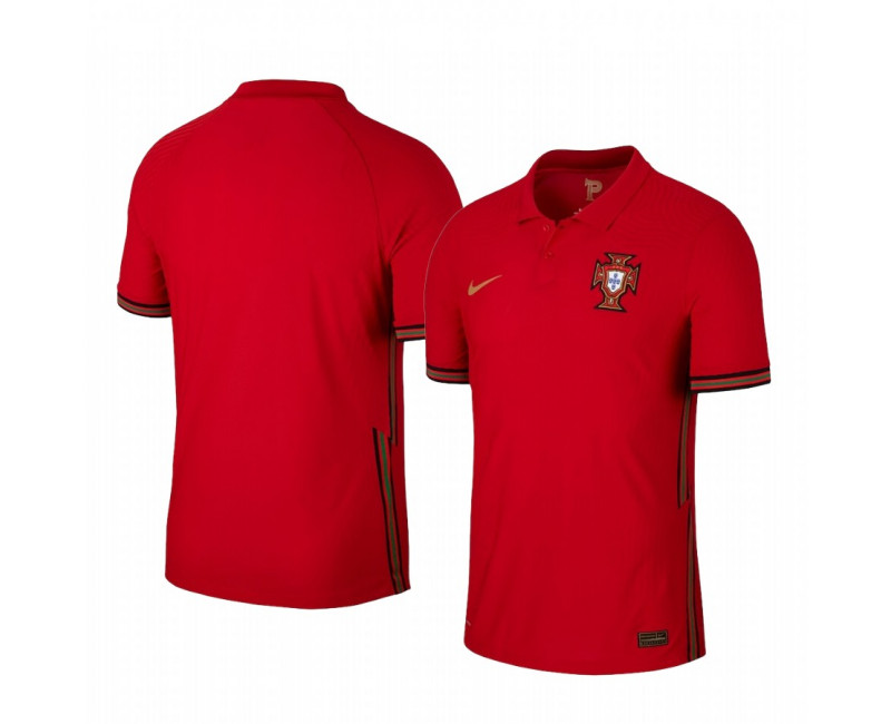 Portugal National Team Authentic Jersey 2020/21 Home Vapor Match