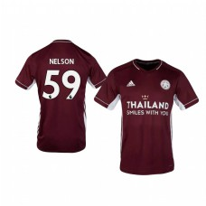 2020/21 Leicester City F.C. Ben Nelson Authentic Jersey 2020/21 Third Replica