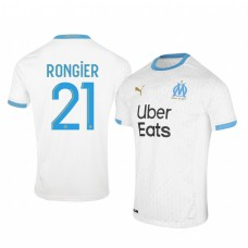 Youth Olympique de Marseille Valentin Rongier Authentic Jersey 2020/21 Home