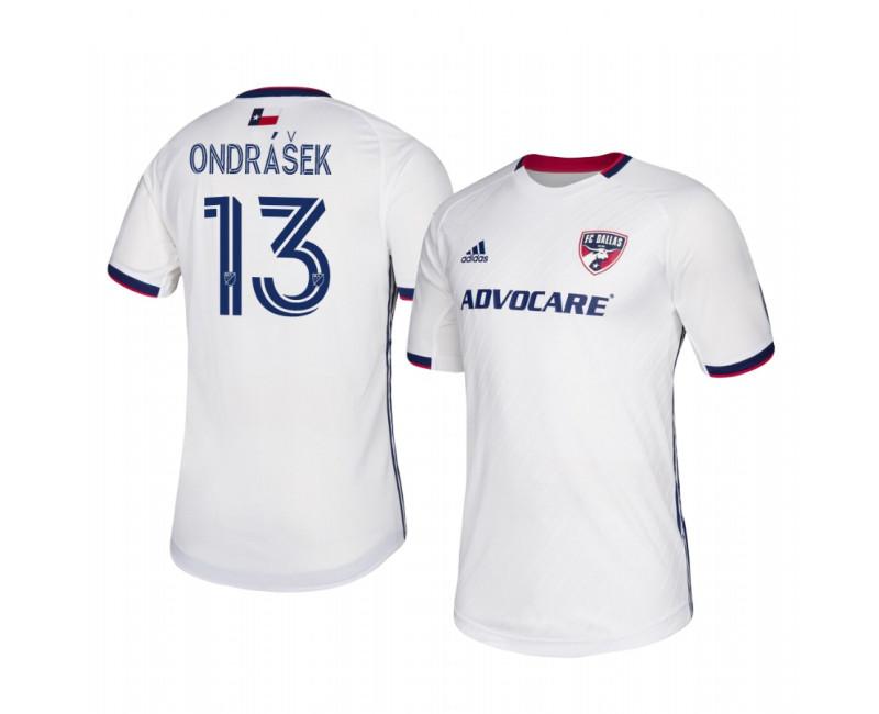 Zdenek Ondrasek FC Dallas Authentic Jersey 2020/21 Away Short Sleeve