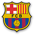 barcelona football club shop logo