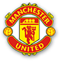 manchester united football club shop logo