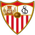 Sevilla club shop logo